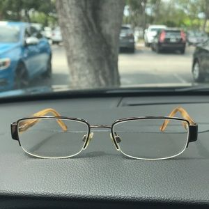 Ralph Lauren rectangle frames